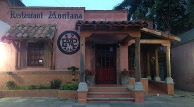 Photo of Steakhouse Restaurant Montana at Av. 20 De Noviembre 500 Col. Cazones, Poza Rica 93230, Mexico