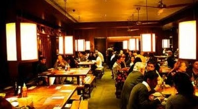 Photo of Asian Restaurant Busaba Eathai at 319 Old Street, London EC1V 9LE, United Kingdom