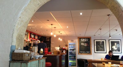 Photo of Cafe Hot Numbers at 6 Dale's Brewery, Cambridge CB1 2LJ, United Kingdom