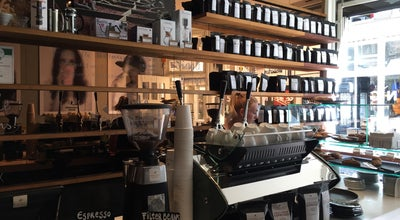 Photo of Coffee Shop Screaming Beans at Haarlemmerstraat 68, Amsterdam, Netherlands