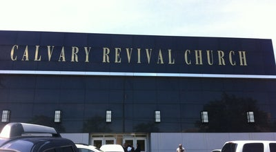 Photo of Church Calvary Revival Church at 5833 Poplar Hall Dr, Norfolk, VA 23502, United States