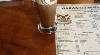 Photo of Cafe GARAZaki at Θεσσαλονίκης 33, Γέρακας 153 44, Greece