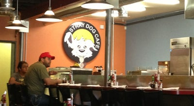 Photo of American Restaurant Stray Dog Cafe at 6722 Nw 39th Expy, Bethany, OK 73008, United States