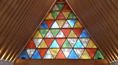 Photo of Church Christchurch Transitional Cathedral at Christchurch, New Zealand