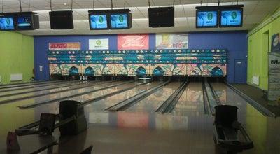 Photo of Bowling Alley Zelluloos Bowling at Tartu Maantee 80, 10112 Tallinn, Tallinn 10112, Estonia