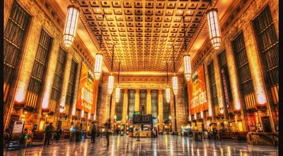 Photo of Train Station 30th Street Station at 2955 Market St, Philadelphia, PA 19104, United States