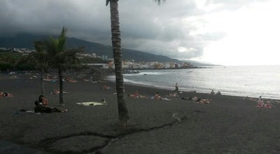 Photo of Beach The Atlantic Ocean at Puerto de la Cruz 38400, Spain