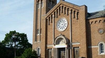 Photo of Church St. John Kanty R.C. Church at 49 Speer Ave, Clifton, NJ 07013, United States
