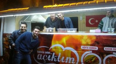Photo of Food Truck Açıktım Köfte Arabası at 200 Evler, Karabük, Turkey