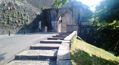 Photo of Historic Site Portal de Francia o de Zumalacárregui at C. Redin, Iruña, Spain