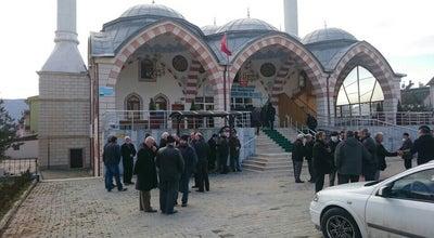 Photo of Monument / Landmark Akşamsettin Camii at Turkey