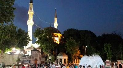 Photo of Mosque Eyüp Sultan Camii at Eyüp Merkez Mah. Kalenderhane Cad. No:12, Eyüp 34050, Turkey