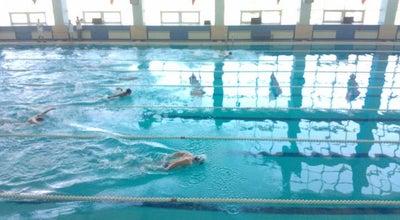 "Photo of Pool Бассейн ""Дельфин"" at Просп. Маршала Жукова, 2, Донецк, Ukraine"