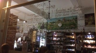 Photo of Italian Restaurant Alimentari at Fehrbelliner Str. 54, Berlin 10119, Germany