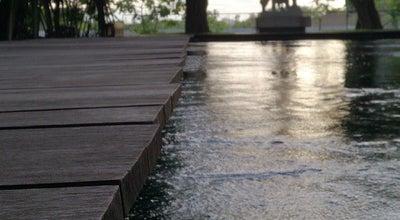 Photo of Lake บ่อปลาคราฟ @College of Music at Thailand
