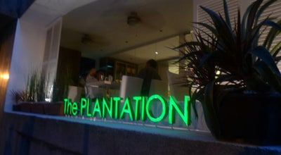Photo of Cocktail Bar The Plantation Bar + Bistro at 106 Carlos Palanca St., Makati City 1226, Philippines