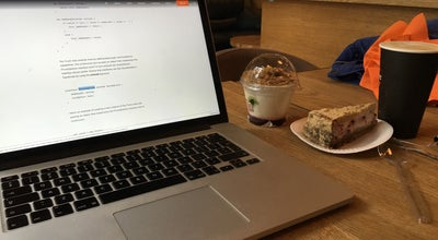 Photo of Coffee Shop Caffeine at Vana-viru 14, Tallinn, Estonia