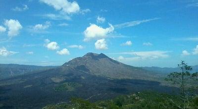 Photo of Mountain Gunung Batur at Kintamani, Bangli, Indonesia