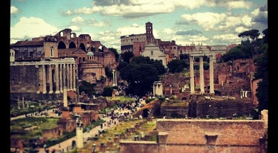Photo of Monument / Landmark Foro di Cesare at Via Dei Fori Imperiali, Rome 00100, Italy