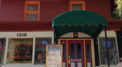 Photo of Indian Restaurant Sherpa House at 1518 Washington Ave., Golden, CO 80401, United States