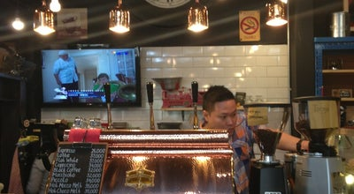 Photo of Coffee Shop Giyanti Coffee Roastery at Jl. Surabaya No. 20, Jakarta Pusat 10310, Indonesia