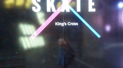 Photo of Skating Rink Skate King's Cross at West Handyside Canopy, King's Cross N1C, United Kingdom