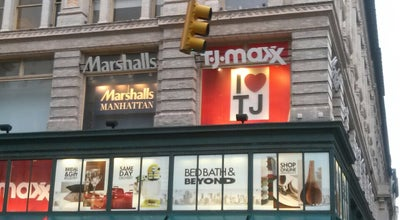 Photo of Department Store T.J. Maxx at 250 West 57th St, New York, NY 10019, United States
