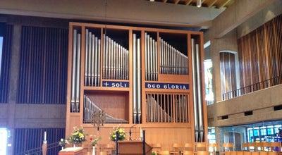 Photo of Church Christ Church United Methodist at 1221 Quarrier St, Charleston, WV 25301, United States