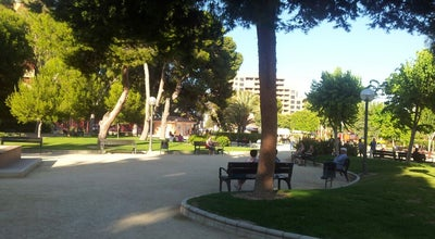 Photo of Park Parque Municipal Antigua Cochera de Tranvías at Alicante 03007, Spain