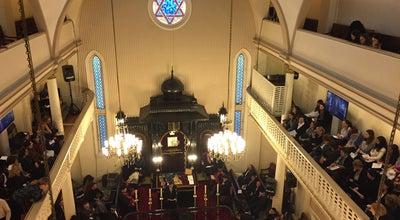 Photo of Synagogue aşkenaz sinagogu at Yüksek Kaldırım Cad. No:27, Istanbul, Turkey