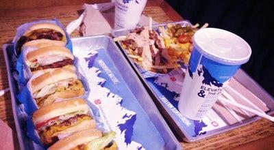 Photo of Burger Joint Elevation Burger at Tahlia St., Riyadh, Saudi Arabia