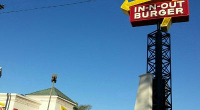 Photo of Fast Food Restaurant In N Out Burger at 2005 Camino Del Este, San Diego, CA 92108, United States