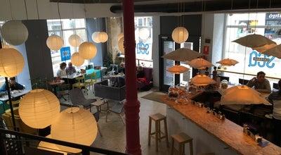Photo of Cafe SCQ cafebar at Rua Das Orfas 2, Baixo, Santiago de Compostela 15703, Spain