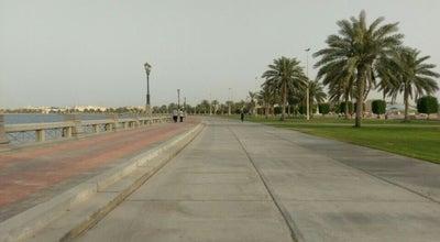 Photo of Beach الكورنيش الواجهه البحريه at Saudi Arabia