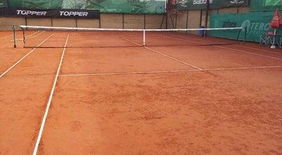 Photo of Tennis Court El Pasillo Tenis at Calle 35 E/ 17 Y 18, La Plata, Argentina