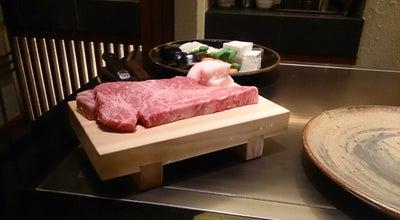 Photo of Steakhouse 神戸牛すてーき ishida 三宮店 at 中央区中山手通1-2-4, Kobe, Japan