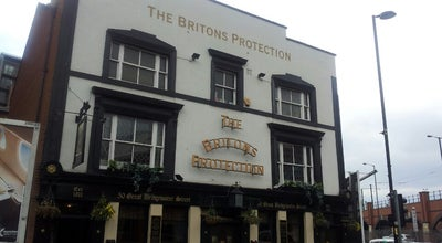 Photo of Pub The Briton's Protection at 50 Great Bridgewater St., Manchester M1 5LE, United Kingdom