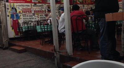 Photo of Taco Place Super Burro El Auténtico at Calz. M. Abasolo S/n, La Paz 23000, Mexico