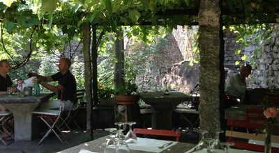 Photo of Italian Restaurant Grotto dei due Ponti at Switzerland