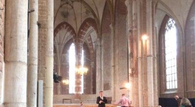 Photo of Church Grote of Lebuinus kerk at Grote Kerkhof, Deventer, Netherlands