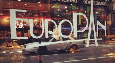 Photo of Restaurant Europan Cafe at 672 8th Ave, New York, NY 10036, United States