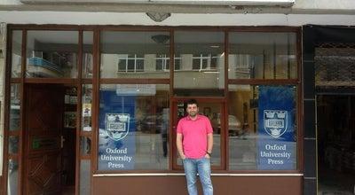 Photo of Bookstore Yaprak Kitabevi at Samsun, Turkey