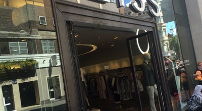 Photo of Boutique Reiss at 116 Long Acre, London WC2E 9PA, United Kingdom