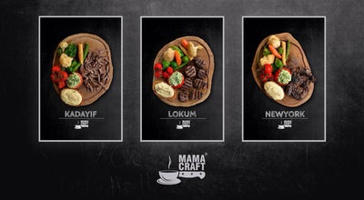 Photo of Steakhouse Mama Craft at 81076 Sk. Şengel, Çukurova 01170, Turkey