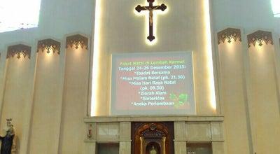 Photo of Church Pertapaan Lama Lembah Karmel, Cikanyere at Indonesia