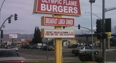 Photo of Burger Joint Olympic Flame Burgers at 16304 Main St, Hesperia, CA 92345, United States