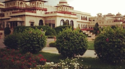 Photo of Hotel Rambagh Palace Hotel at Bhawani Singh Road, Jaipur, India