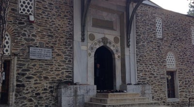 Photo of Mosque Aydınoğlu Mehmet Bey Camii at Birgi, İzmir, Turkey