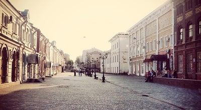 Photo of Historic Site Спасская улица at Спасская Ул., Киров, Russia