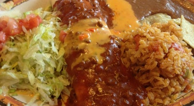 Photo of Mexican Restaurant Rosa's Cafe at 1602 Knickerbocker Rd, San Angelo, TX 76904, United States